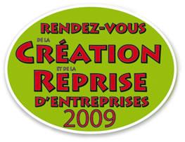Salon de la création et reprise d'entreprises Chartres 2009