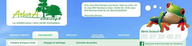 Arbora Concept lance Arbomulch - Paillage organique BRF