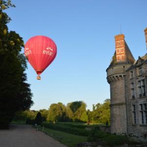 vol en montgolfière avec Air Pegasus